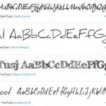 @font-face y las nuevas tendencias en tipografía web